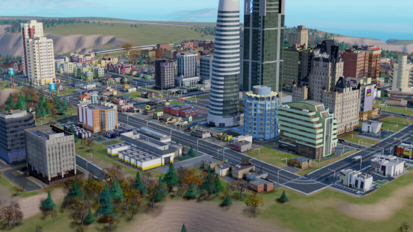 SimCity 2013: build cities together